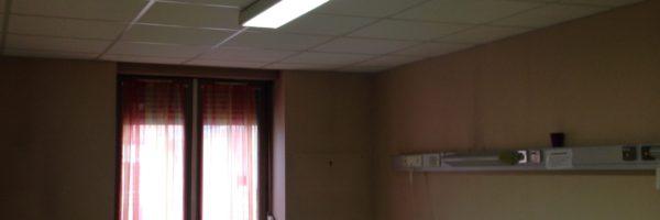 faux plafond 600X600 CF EI30